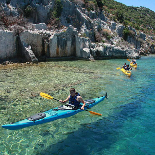 Sea Kayak Tur Kekova
